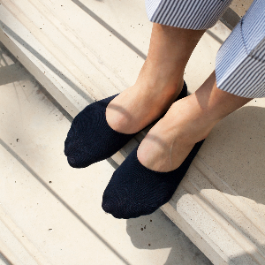 [VOTTA] No Show Socks V3 - NAVY BLAZER